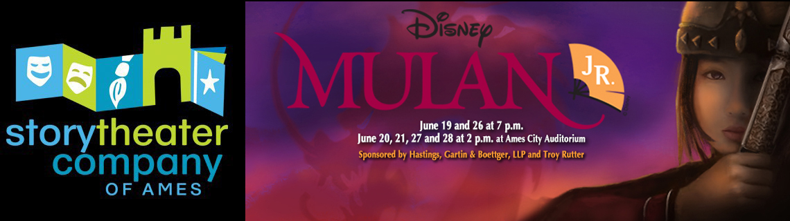 Disney's Mulan Jr