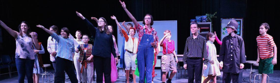 Story Theater Company Presents Gooney Bird Greene