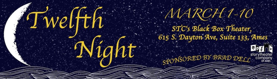Story Theater Company Presents Twelfth Night