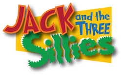 Jack and the Three Sillies logo