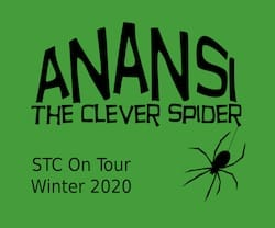 Anansi The Clever Spider poster