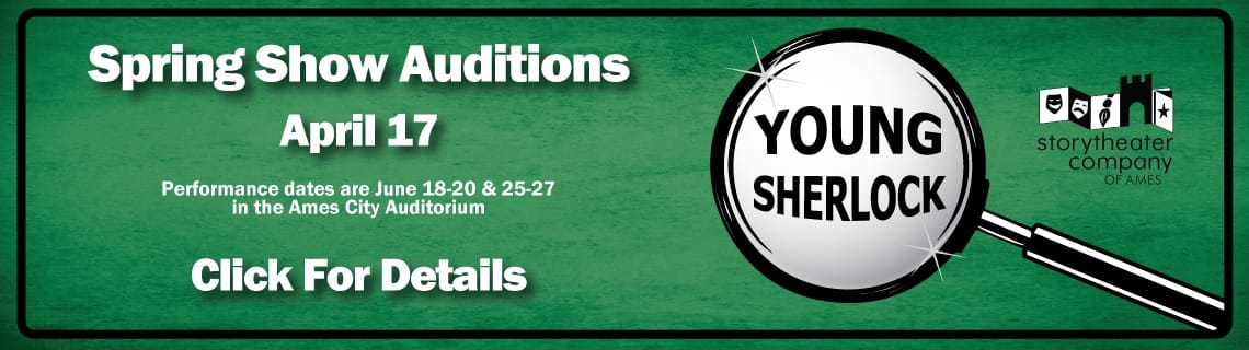 Story Theater Company Presents Young Sherlock