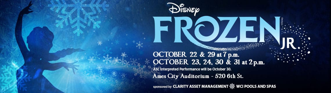 Story Theater Company Presents Frozen JR