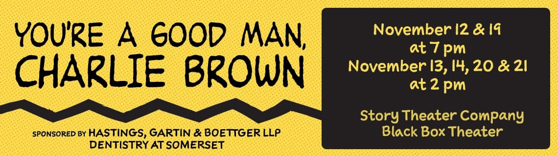 Story Theater Company Presents You're A Good Man, Charlie Brown